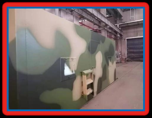 军用3D打印方舱2