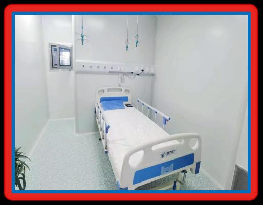 模块医疗室内部
