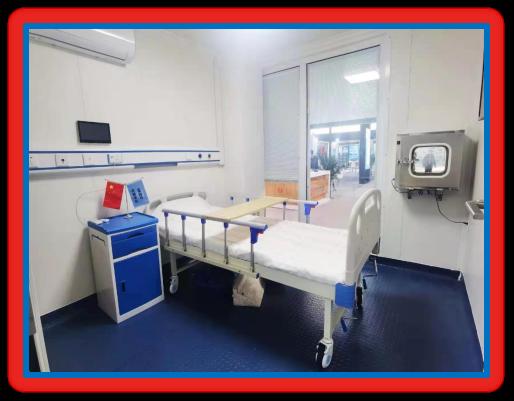 ICU急救室内部