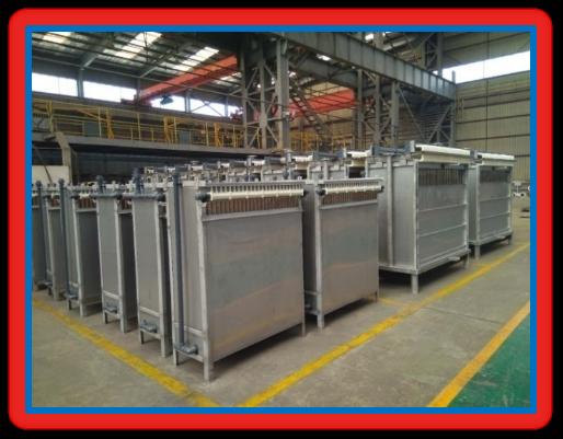 水处理设备膜组器